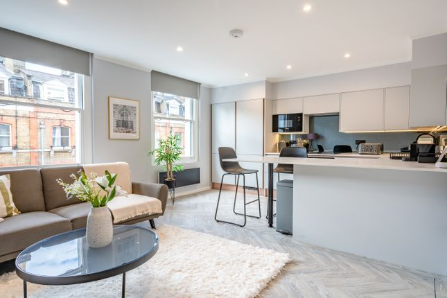 Thumbnail Flat to rent in Great Titchfield St, Fitzrovia, London