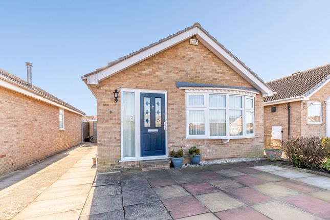 Thumbnail Detached bungalow for sale in Greenshaw Drive, York, York