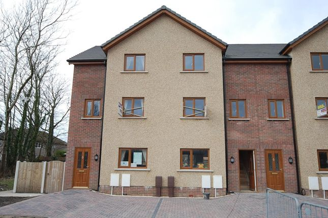 Thumbnail End terrace house for sale in Lakesfell Development, Askam In Furness