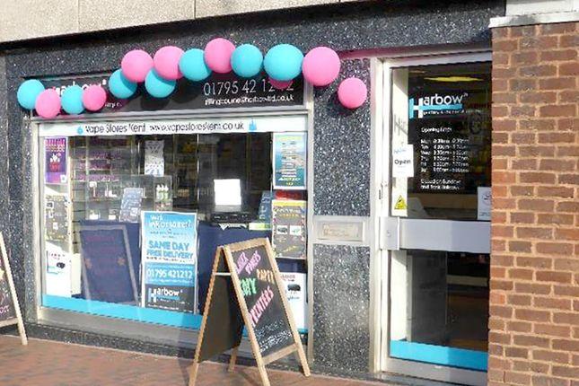 Thumbnail Retail premises to let in Unit 5, Central Avenue, Sittingbourne, Kent