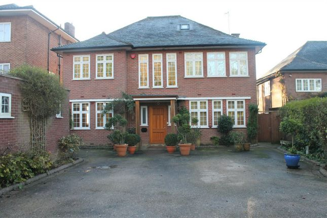 Thumbnail Detached house to rent in Aylmer Drive, Stanmore, Middlesex