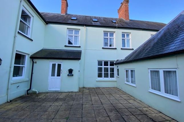 4 bed terraced house for sale in Court Walk, Winkleigh EX19