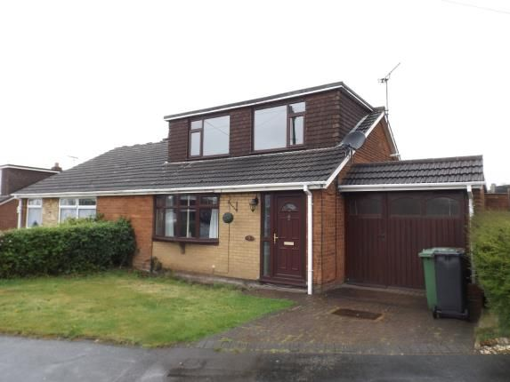 Thumbnail Bungalow for sale in Perry Hall Drive, Willenhall, West Midlands