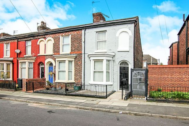 Thumbnail Terraced house to rent in Viola Street, Bootle