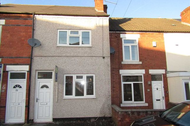 Thumbnail Terraced house to rent in Mill Street, Ilkeston