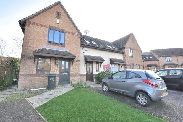 2 bed semi-detached house to rent in Bordeaux Close, Northampton NN5