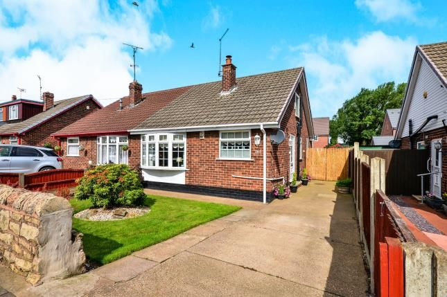 Thumbnail Bungalow for sale in Park Hall Road, Mansfield Woodhouse, Mansfield, Nottinghamshire