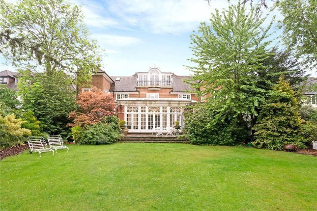 Thumbnail Detached house for sale in Roedean Crescent, London