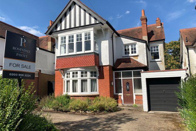 Thumbnail Detached house for sale in Brambledown Road, Wallington