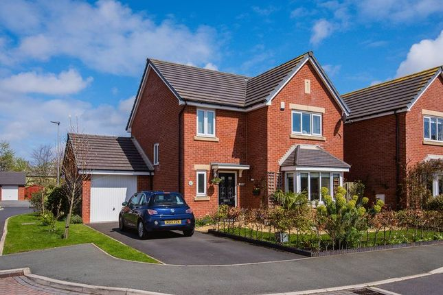 Detached house for sale in Chisnall Brook Close, Haskayne, Downholland