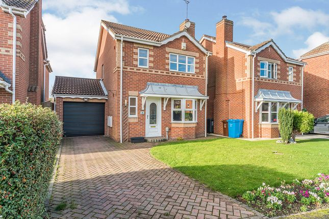 Thumbnail Detached house for sale in Helm Drive, Victoria Dock, Hull, East Yorkshire