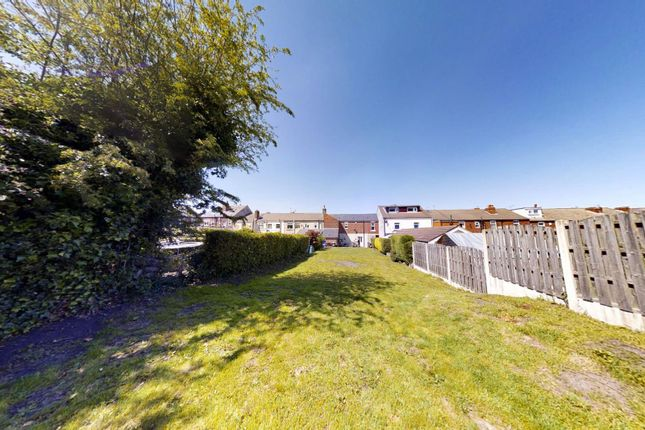 Rear Garden of Harvey Clough Road, Norton Lees, Sheffield S8