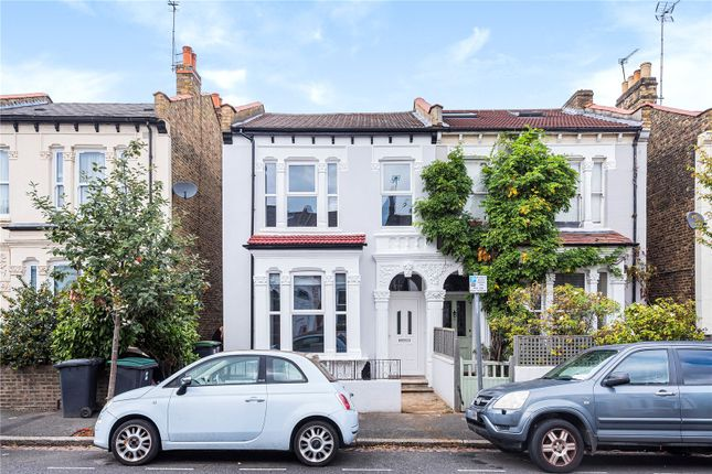 Thumbnail Terraced house to rent in Raleigh Road, Harringay, London