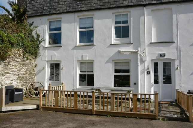 Thumbnail Property for sale in Portmellon, Mevagissey, Cornwall