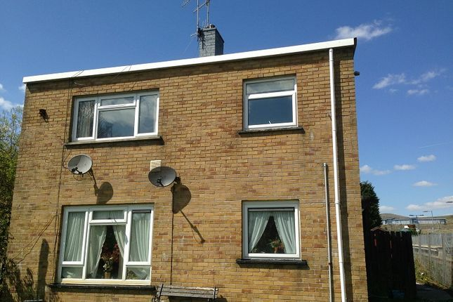 Thumbnail Flat to rent in 18 Bethania Close, Maesteg, Bridgend.