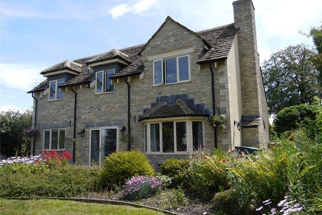 Thumbnail Detached house for sale in The Street, Alderton, Chippenham, Wiltshire