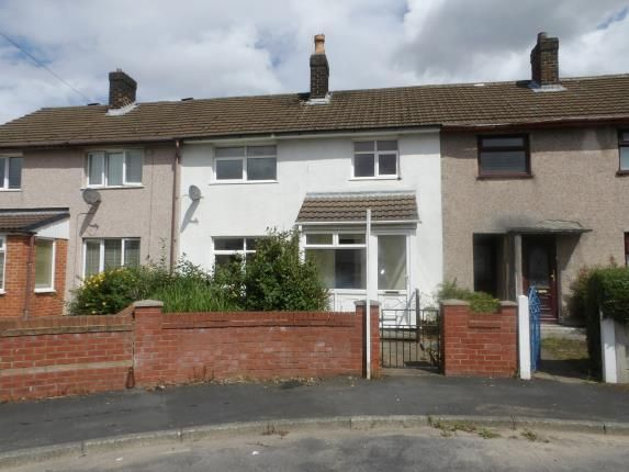 Front of Brook End, St. Helens, Merseyside WA9
