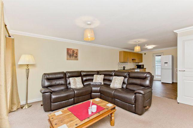 Living Room of Milton Street, Dundee DD3