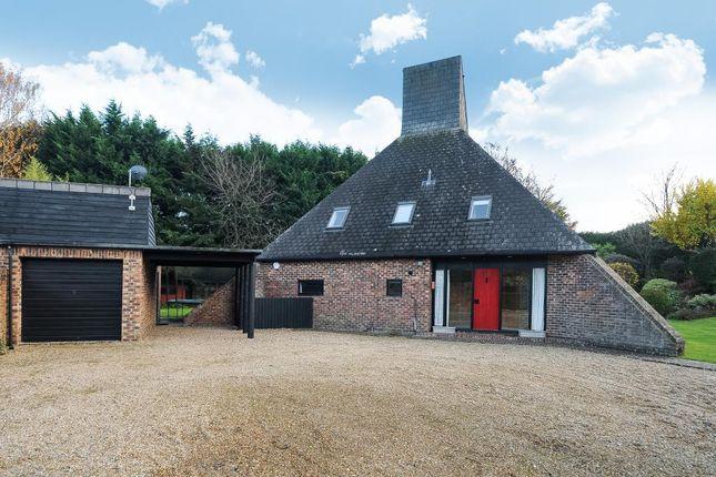 Thumbnail Detached house to rent in Bisham, Marlow, Bisham SL7,