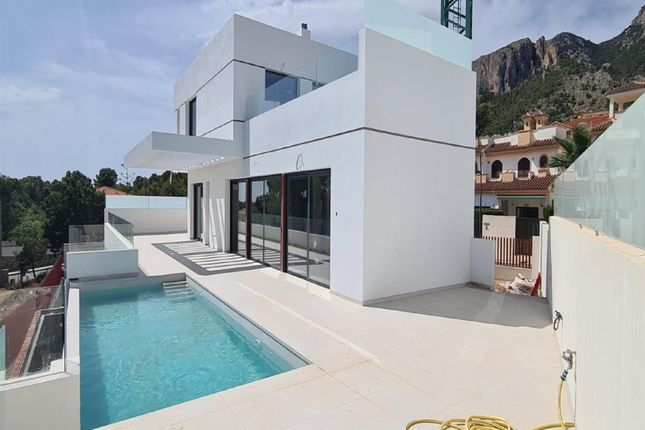 Thumbnail Detached house for sale in Polop, Costa Blanca, Spain