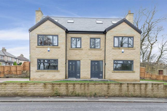 Thumbnail Semi-detached house for sale in Vale Grove, Queensbury, Bradford