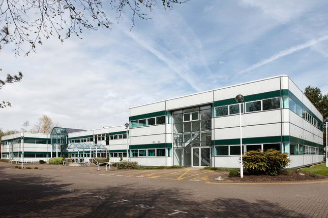 Office to let in Newbury Business Park, Newbury