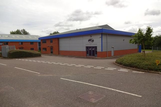Thumbnail Light industrial to let in Unit 13, Wymondham Business Park, Chestnut Drive, Wymondham, Norfolk