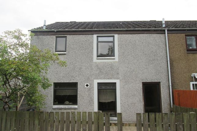 Thumbnail Terraced house to rent in Uist Road, Glenrothes