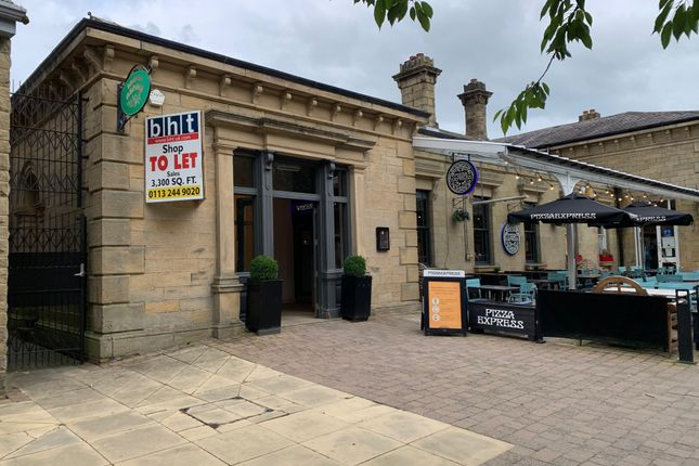 Thumbnail Retail premises to let in Station Road, Ilkley