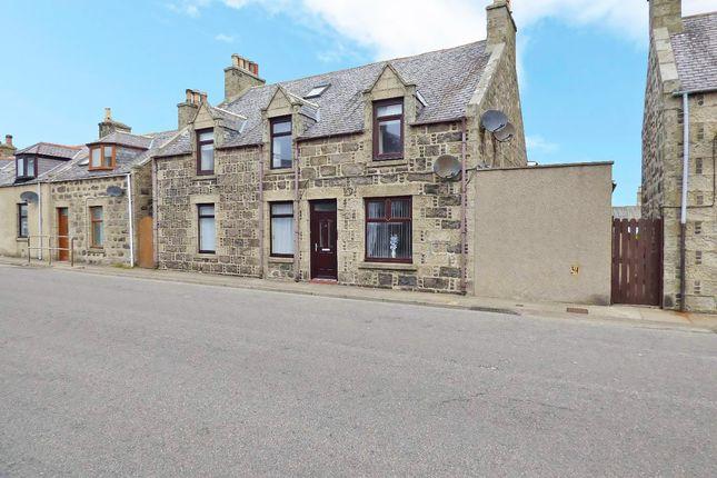 Thumbnail Flat for sale in High Street, Sandhaven, Fraserburgh, Aberdeenshire