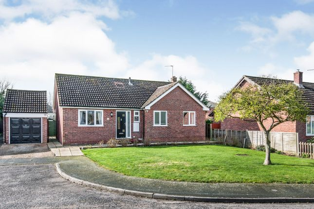 Thumbnail Bungalow for sale in Lawshall, Bury St. Edmunds, Suffolk