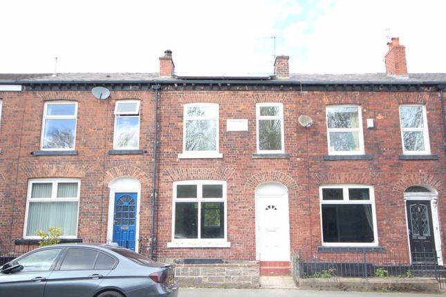 2 bed terraced house to rent in Bury Road, Oakenrod, Rochdale OL11