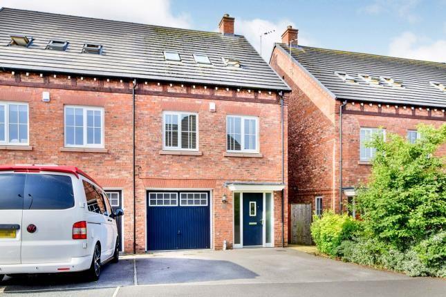 Thumbnail Semi-detached house for sale in Aylesbury Close, Broadheath, Altrincham, .