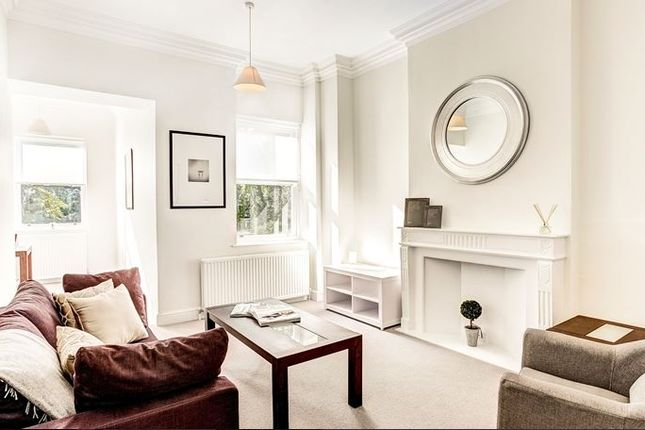 Thumbnail Flat to rent in Lexham Gardens, Kensington