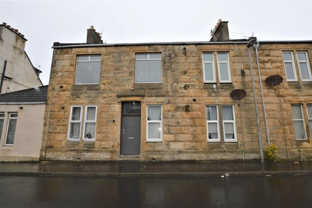 Thumbnail Flat for sale in 10c Springvale Street, Saltcoats