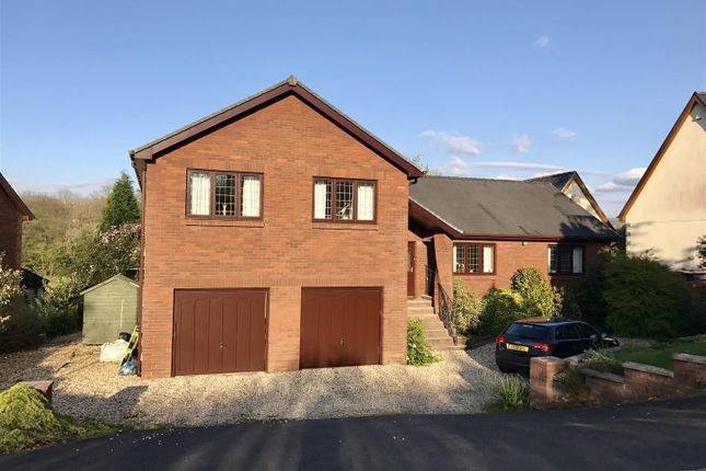 4 bed detached house for sale in Waunfarlais Road, Llandybie, Ammanford