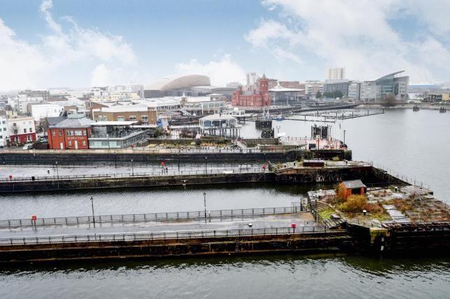 Flat for sale in Oceans Reach, Havannah Street, Cardiff Bay, Cardiff