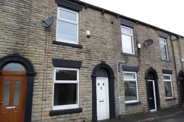 Thumbnail Terraced house to rent in Wroe Street, Springhead, Oldham