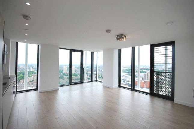 Thumbnail Flat to rent in Stratosphere Tower, 55 Great Eastern Road, Stratford, London