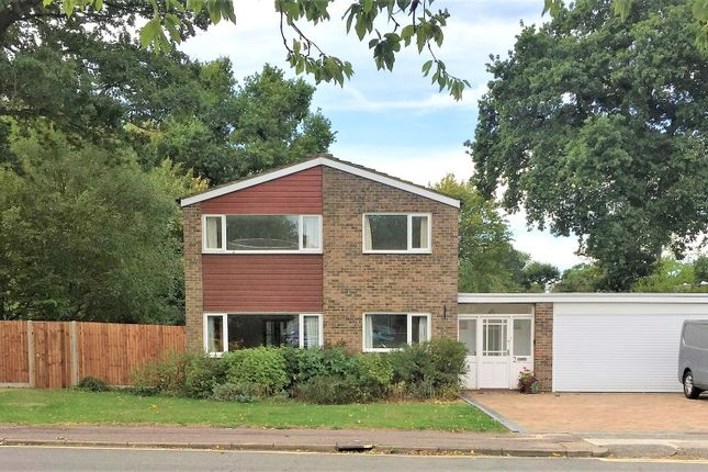 Thumbnail Detached house for sale in Whitney Drive, Stevenage, Hertfordshire