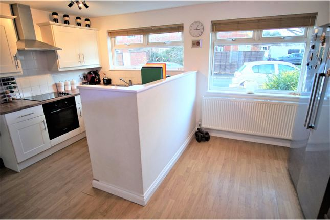 Thumbnail Terraced bungalow for sale in Standon Way, Brentry