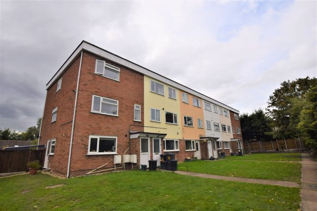 Thumbnail Flat to rent in St Edmunds Court, Harwich Road, Colchester