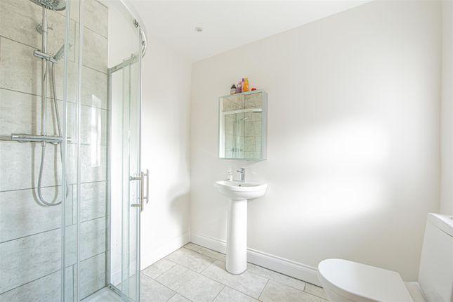 Shower Room of Abberd, Calne SN11