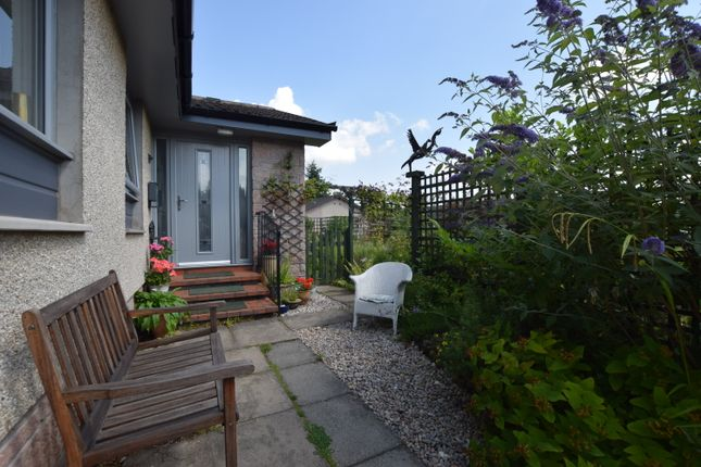 Thumbnail Detached bungalow for sale in Clunymore Drive, Blairgowrie