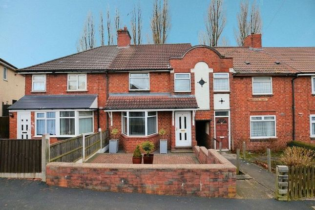 Thumbnail Terraced house for sale in Francis Road, Smethwick