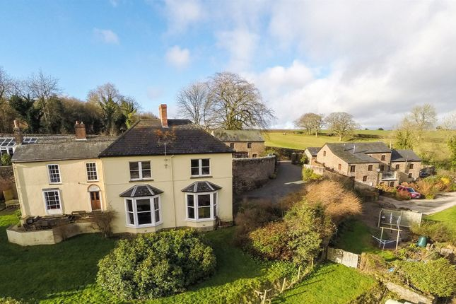 Thumbnail Detached house for sale in Welsh Newton Common, Monmouth