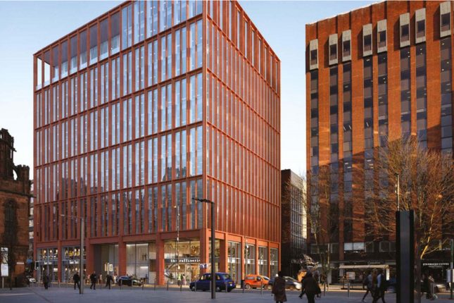 Office to let in Deansgate, Manchester