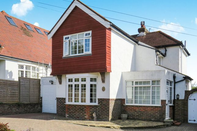 Thumbnail Detached house for sale in Mill Hill, Shoreham-By-Sea