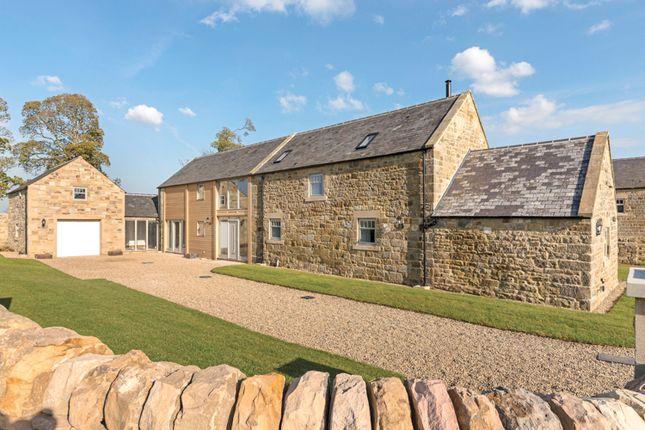 Thumbnail Barn conversion for sale in The Hay Barn, West Fenwick Farm, Stamfordham, Newcastle Upon Tyne