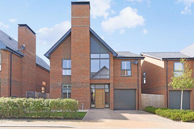 Thumbnail Detached house for sale in Calton Close, Upper Longcross, Chertsey